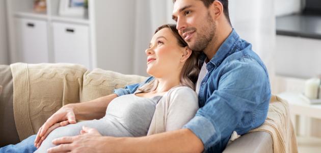 أعراض الحمل والجماع