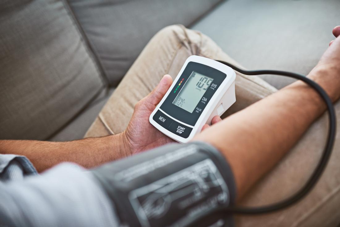 علاج ارتفاع ضغط الدم المفاجئ