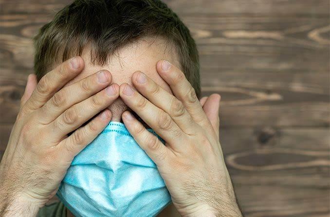 التهاب الملتحمة كورونا
