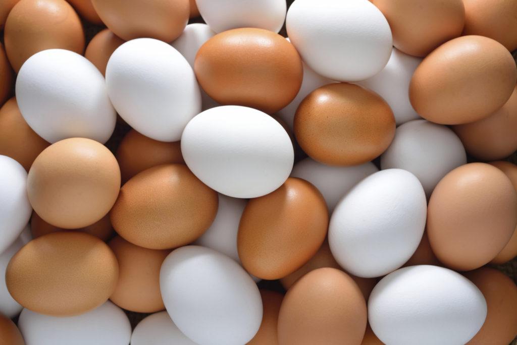 مدة صلاحية البيض المقلي خارج الثلاجة