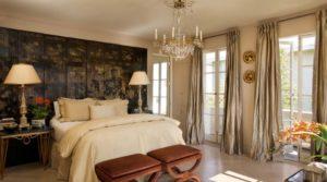 غرفة النوم مغربية